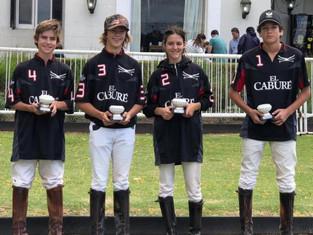 Seis campeones en el Torneo Nacional de Menores de la AAP