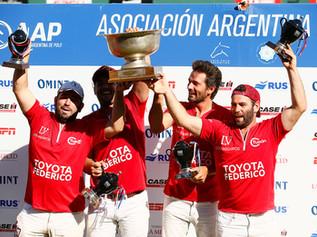 Oblak y Los Vasquitos Federico, dueños del Circuito Polo 2020
