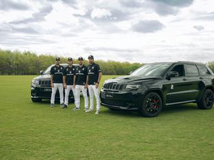 Jeep®, vehiculo oficial de Ellerstina Johor Polo Team