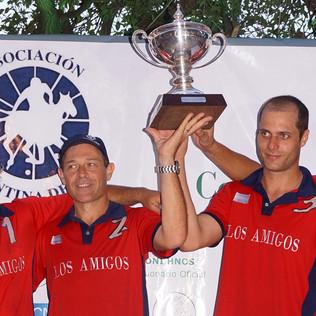 """Copa Cañuelas Puesto Viejo para """"Los Amigos"""""""