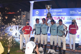 PDE El Milagro, campeón del 68° Abierto Uruguayo