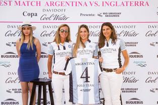 Revancha en femenino: Argentina vs Inglaterra