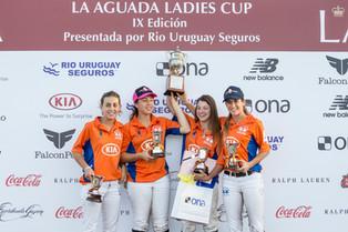 La Aguadas Ladies Cup: El Paso Polo Ranch domina el polo femenino