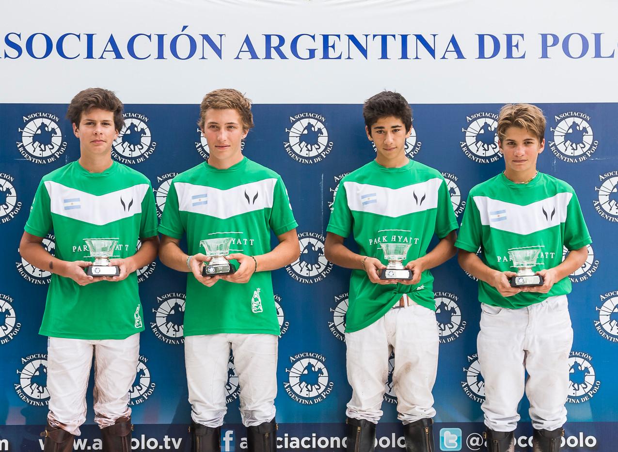 Copa Grl. Mariano Necochea 2016 (H) - La Natividad