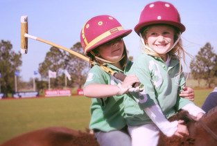 Experiencia Polo Kids en La Aguada Polo & Resort