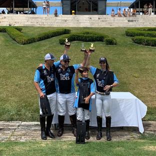 Buen polo en La Toscana con la Summer Cup y VAS Trophy