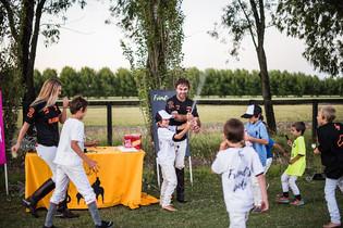 Divertida iniciativa del Friend's Polo Summer Camp