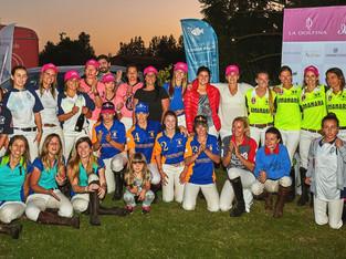 Ladies Diamond Cup Rio Uruguay Seguros: podios para El Paso Polo Ranch y La Dolfina (Liga 8)