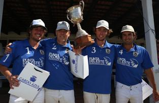 Uruguay: arrancó el Polo Tour del Sur en el Punta del Este PC