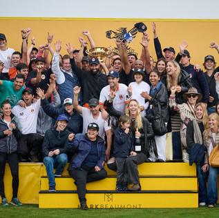 Gold Cup for the British Open: THAI POLO NP, el gran campeón