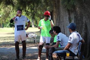 Se va el año pero el polo no para en Argentina Polo Day