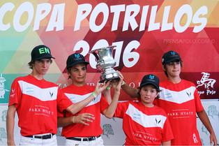 Toda la Copa Potrillos 2016