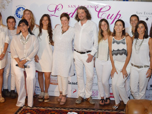 Se presentó San Eugenio Ladies Cup