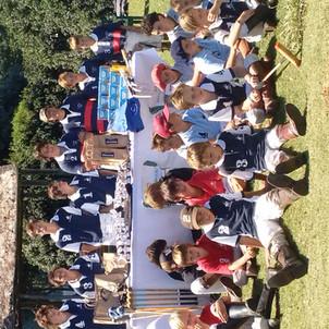 Exitoso Primer Campamento de Polo en La Mariposa