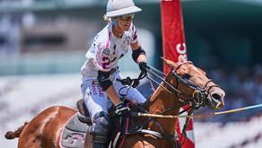 Handicaps femeninos: Clarita Cassino sube a 9 y Milly Hine a 7