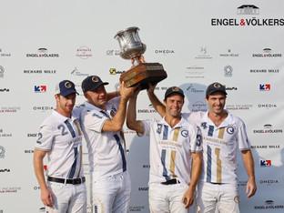 La Magdeleine se consagra como el mejor del Open de France Engel & Volkers