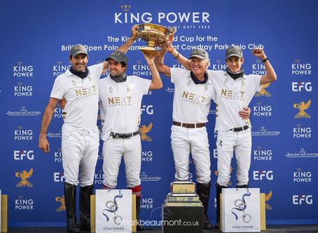 Next Generation campeón del Abierto Británico por la Gold Cup