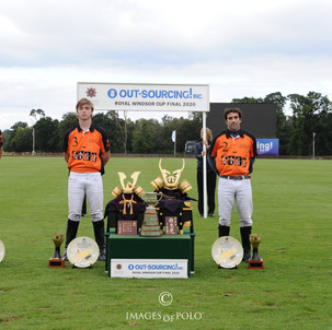 Four Quarters Orange fue el mejor de la 65° Royal Windsor Cup