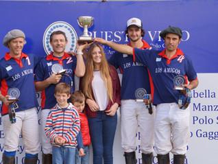 Copa Vicky Baker: Los Amigos vuelven al podio en Puesto Viejo