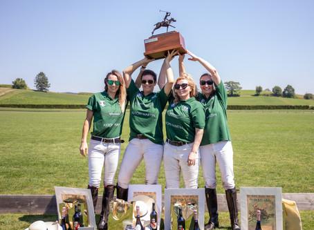 Un éxito la Zürich International Ladies Cup