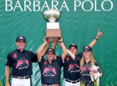 Dundas ganó el USPA Intra-Circuit de Santa Barbara