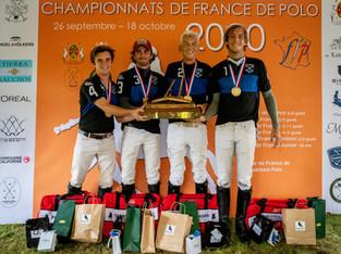 Sainte Mesme se queda con el Championnat de France de Polo