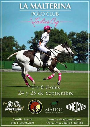 Ladies Cup en La Malterina