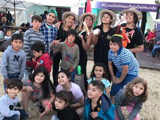 La magia de la Expo Cañuelas junto al polo