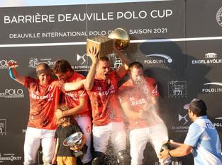 Los Dragones son de Oro en la Barrière Deauville Polo Cup