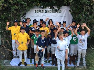 Uruguay: todo listo para la Copa El Rincón Polo Kids