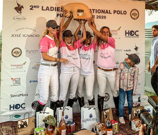 El Ladies International Polo Punta del Este, otra vez un éxito!