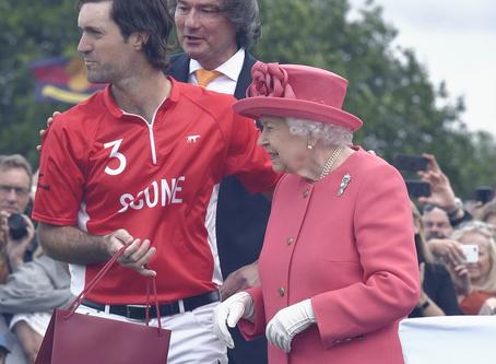 Isabel II de Inglaterra, la Reina y sus caballos