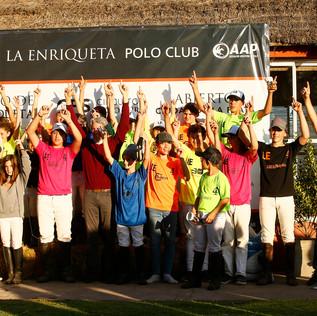 Arrancó la temporada con la Copa de menores Gastón Bellinzoni en La Enriqueta