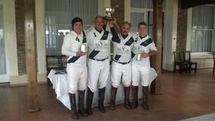 Miralejos levantó la Copa Senior Revista Caballos en San Jorge