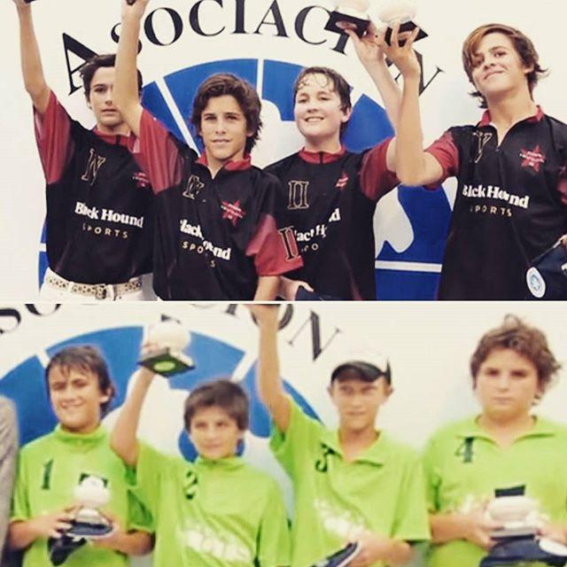 Torneo de Menores de _asocdepolo y _thaipoloclub en Palermo! Campeones Mayores y Menores #poloinfantil #poloargentino #polo #PrensaPolo