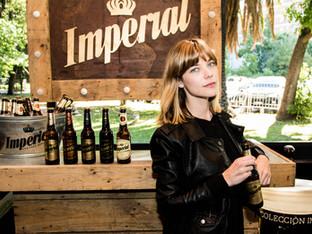 En Palermo, La Dolfina festeja en el espacio exclusivo de Cerveza Imperial