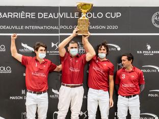 Barrière Deauville Polo Cup: Marqués de Riscal alzó la Copa de Oro