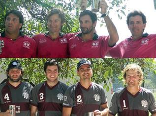 Beguerie (A) y Lainez (H): podio para La Aguada A y San Diego Las Rosas