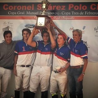 San José Chico ganó la Belgrano, en Suárez