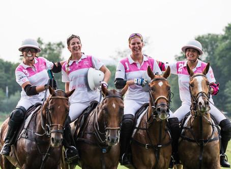 Campeonas: las chicas de Bodega Oceánica José Ignacio lo consiguieron en St. Tropez!