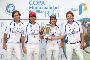 XII Copa Municipalidad del Pilar 2016