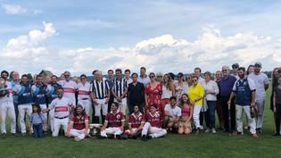 Los Lobos es el campeón de la Polo Park & Country Club Zurich Cup