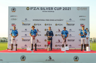 Habtoor Polo Sweeps the IFZA Silver Cup 2021