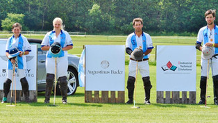 Todo listo para el 7th Luxembourg International Copa Embajada Argentina