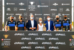Sotogrande: Sainte Mesme conquista la 49° Copa de Oro Playtech