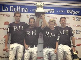 Polo Tour #2. RH campeón en La Dolfina