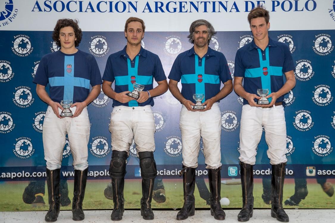 Torneo Metropolitano de Bajo Handicap 2016 - Pilarchico