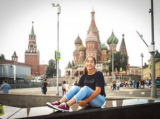 Diario de viaje: Sofi Sciutto en Moscú