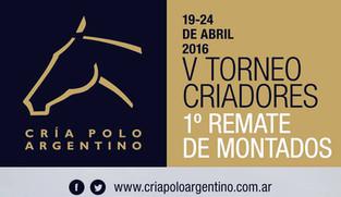 5º Torneo Criadores y 1º Remate de Montados en la AAP de Pilar