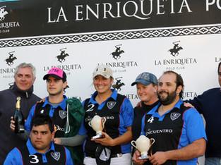 El Encuentro ganó la Copa Campos de La Enriqueta
